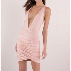 Tobi Pink Cocktail/ Formal Dress   size M
